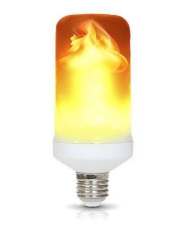 Żarówka LED efekt ognia płomień E27 5W