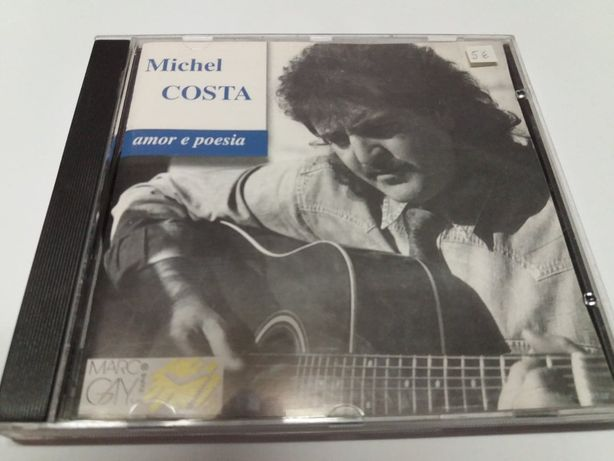 Michel Costa - Amor e Poesia