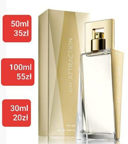 Perfumy Attraction firmy Avon