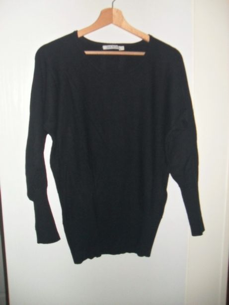 Sweter damski czarny Quiosque