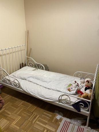 Łóżko dziecięce Ikea, białe