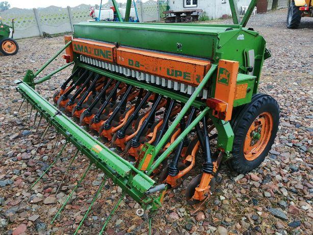 Amazone D8 Super typ 30 TALERZOWE REDLICE hydraulika