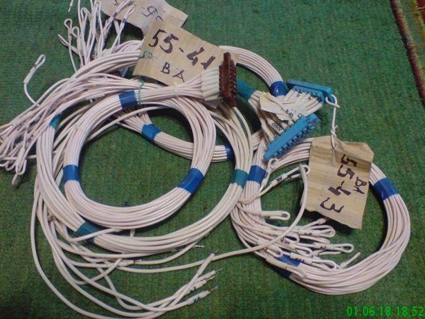 Соединитель электрический РП10 с распаенным разьемом для ВА55-41/43