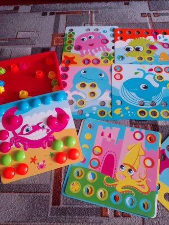 Продам мозаику, крупная мозаика для деток