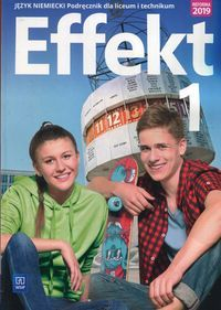 Effekt 1 Język niemiecki Podręcznik + CD Anna Kryczyńska Pham