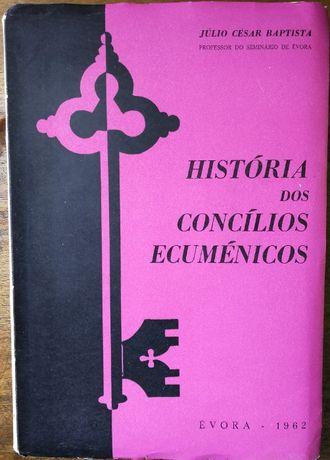 história dos concílios ecuménicos, júlio césar baptista, 1962