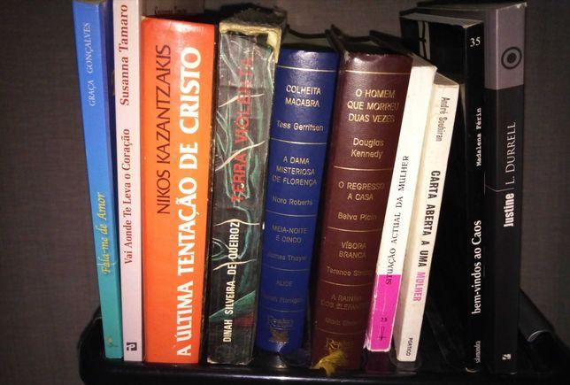 Livros e Revistas - Vendo ou Troco