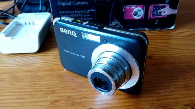 Aparat Kamera Benq DC T800 Ekran Dotykowy 3 cale 8 Mpix