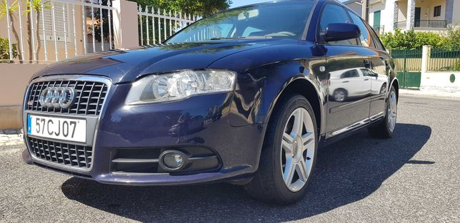 Audi A4 2.0TDI Avant 163.450km S LINE 170cv