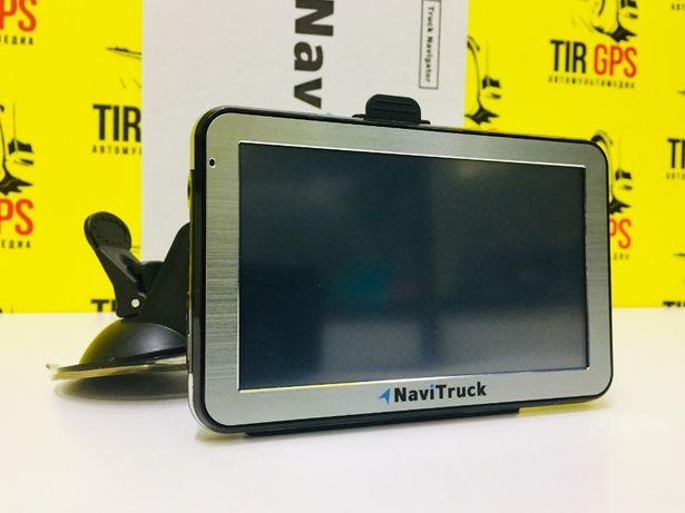 НАВИГАТОР GPS NaviTruck NT550w для грузового транспорта Европа