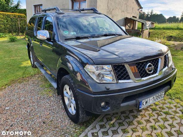 Nissan Navara NISSAN Navara D40 2008 ROK
