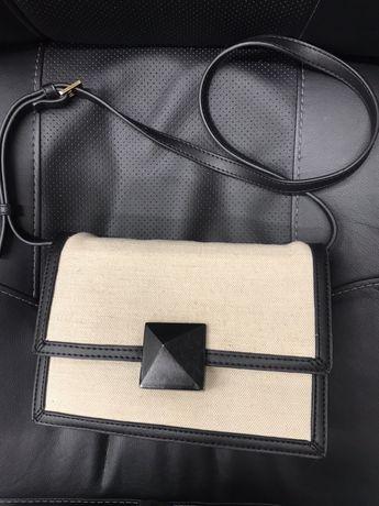 Продам новую соломенную сумку zara