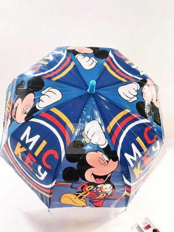 Nowy bajkowy parasol Myszka Miki