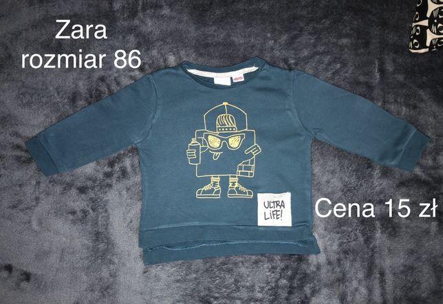 Zara H&M F&F bluza bluzy snoopy Disney rozmiar 86
