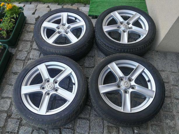 "Koła 16"" felgi ENKEI oryginalne Mazda MX-5 NC 5x114.3 ET55 67.1 mm"