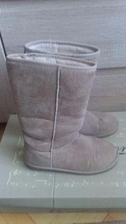 EMU buty beżowe!!