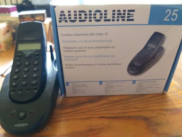 Telefon bezprzewodowy domowy