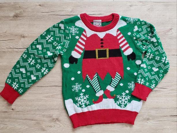 Новогодняя кофта свитшот свитер из Америки