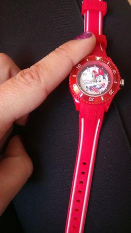 Zegarek minnie apart jak nowy