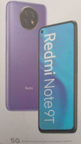 Redmi note 9t 5g 128gb