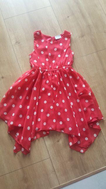 Nowa sukienka h&m dziewczynka 6lat