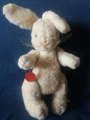 Игрушка СССР зайчик заяц