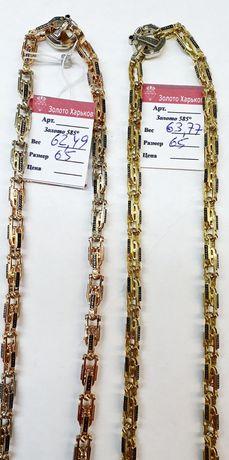 Продам золотую цепь baraka