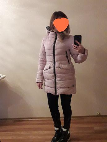 Пуховик зима (теплый)