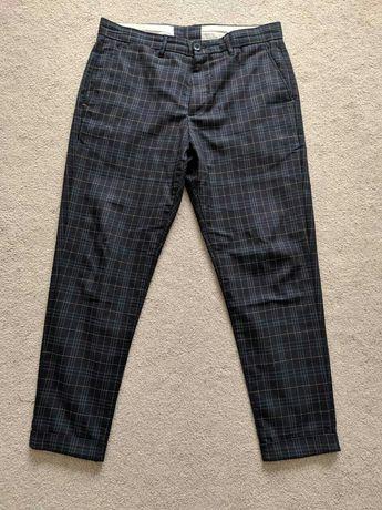 Мужские новые штаны Zara