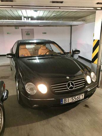 Mercedes-Benz CL500 V8 W215 C215 Stan bardzo dobry, Możliwa Zamiana