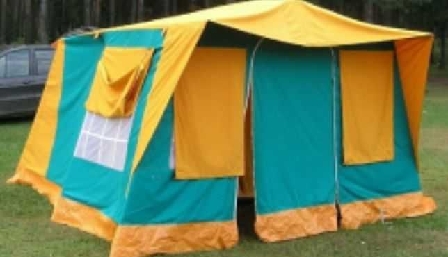 "Продам палатку польскую ""Полнам"" 4-х местную"