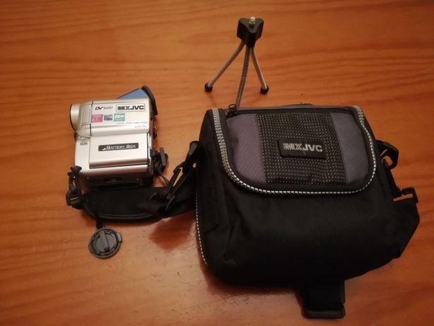 Máquina de filmar JVC