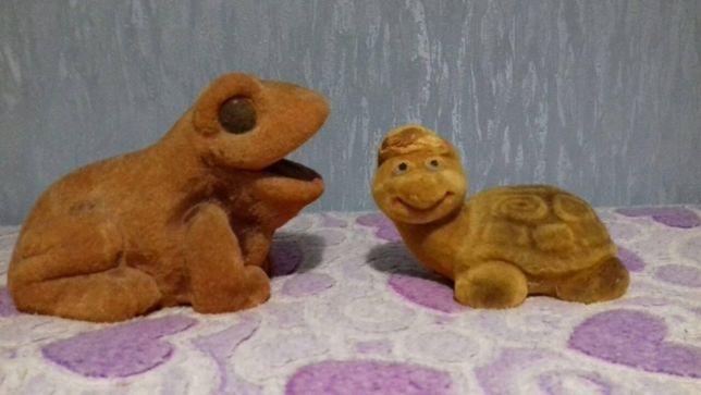 Паралоновые игрушки СССР