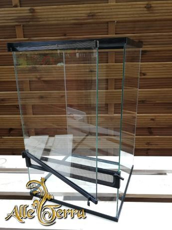 Terrarium szklane 38x36x60 cm AlleTerra