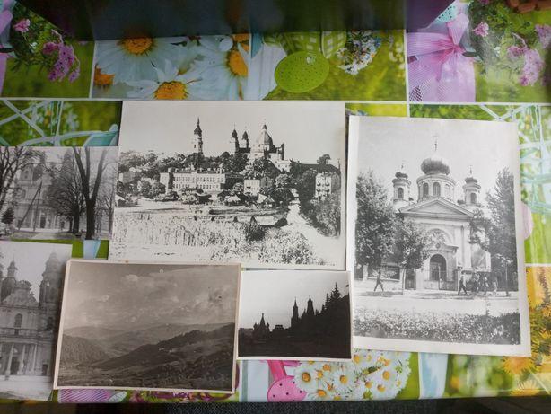 Старовинні фото чорно-білі