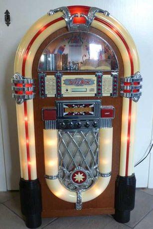 Juke Box dos anos 90 (réplica de 1946 da Wurlitzer)