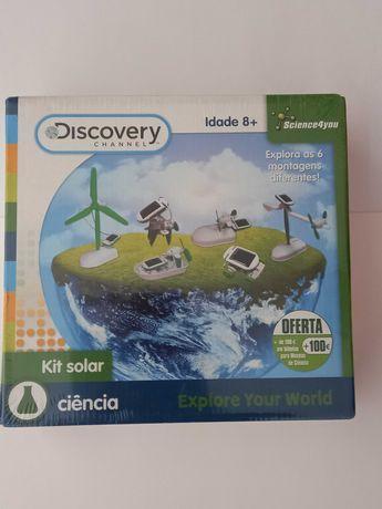 Science4You Kit Solar 6em1