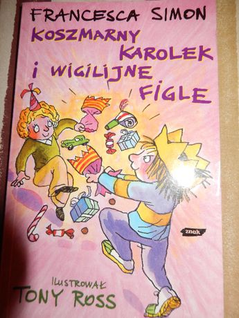 Koszmarny Karolek i wigilijne figle F. Simon