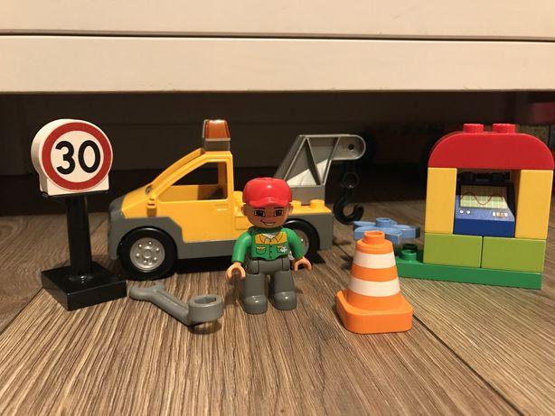 Lego duplo pomoc drogowa 6146