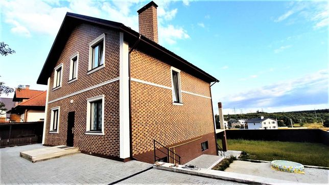Без%! Новий будинок з ремонтом 279 кв.м. 10.5 сот.Тихе місце!