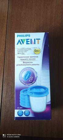 Контейнеры для грудного молока Avent philips