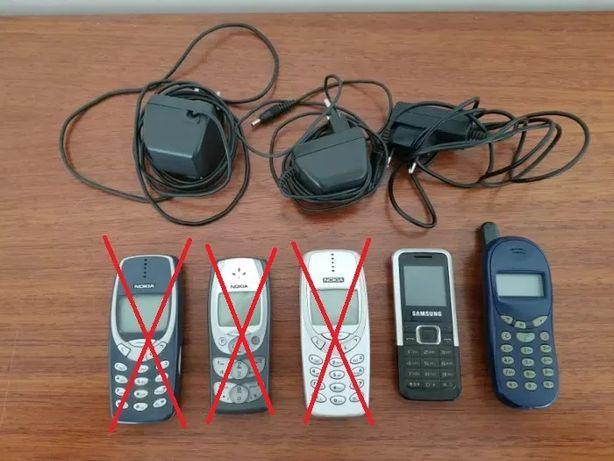 Telemóveis antigos - Telemóvel Nokia / Samsung / AEG