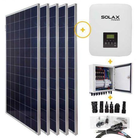 Kit Solar Fotovoltaico 3kVA monofásico