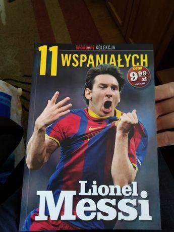 Biografia Lionel Mesii