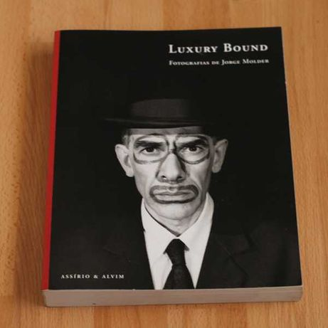livro de Jorge Molder - Luxury Bound