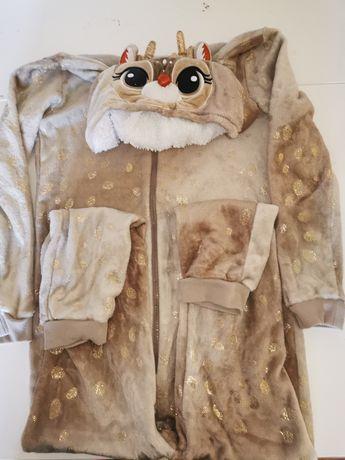 Pijama polar menina