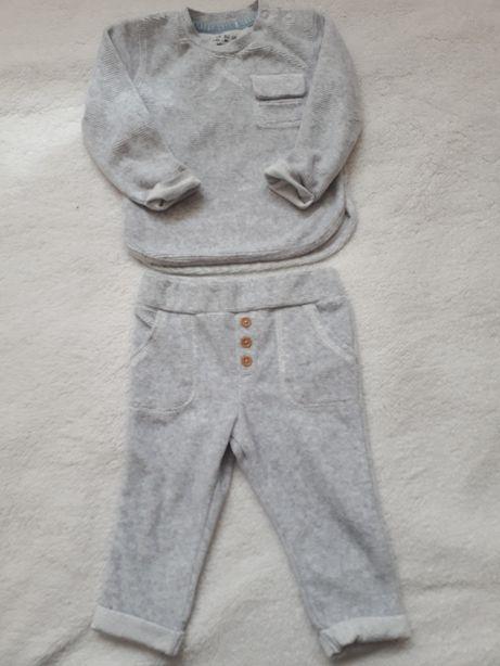 Dres ff 68 bluza spodnie zestaw komplet