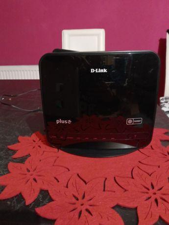 Router D-LINK internet