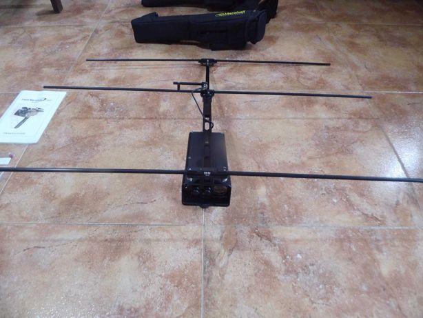 Receptores de radiotelemetria digital Marshall VHF