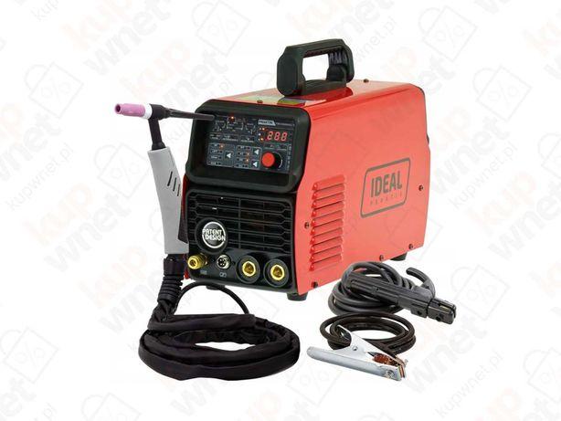 Spawarka TIG 200 AC/DC Puls HF MMA 200 A IDEAL PRAKTIK 200 AC DC wr1